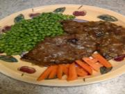 Down-South Smothered Liver and Onions with Gravy