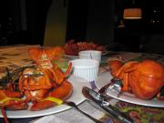 Steamed Live Lobster by Cooking for Bachelor TV
