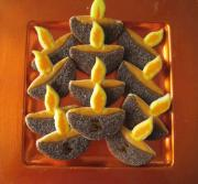 Diya cookies and sweets are a commonplace thing this Diwali