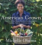 Michelle Obama's cookbook unveiled