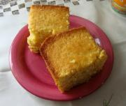 Southern Hot Egg Bread