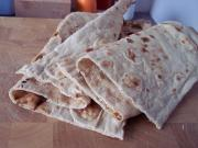 Nan-I-Afghan is the national bread of Afghanistan