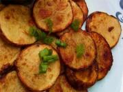 Souffle Potatoes