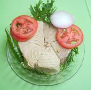 Canned white tuna fish and mercury