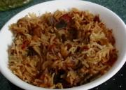2 Rice Meals - Cuban Rice With Beans & Biryani