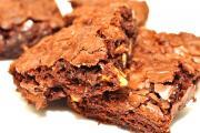 Chocolate Brownie Fudge Pie