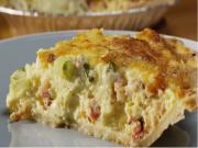 Bacon´n Cheddar Breakfast Pie