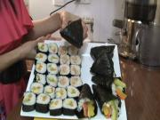 Part 3 - How to Make 3 Types of Sushi Rolls