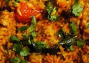 Maharashtrian StyleTomato Rice