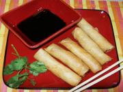 Pinoy Vegetable Eggrolls