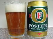 Beer Review: Foster's Premium Ale