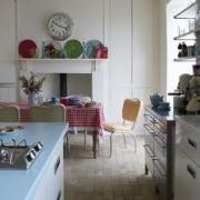 How to Design a Retro Kitchen