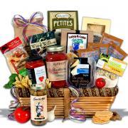 San Antonio gift basket