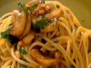Shawn's Shroomy Spaghetti