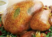 Perfect Roast Turkey With Cranberry Stuffing – Part 2 – Roasting Turkey