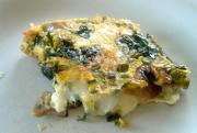 Florentine Omelette Breakfast Squares