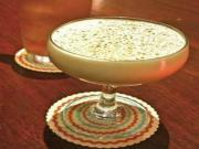 Lost Eggnog Cocktail