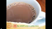 My Light Hot Chocolate Version