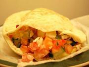 Paneer Shawarma Roll