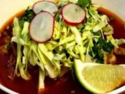 Part 2 - Chicken Pozole (Cooking With Carolyn)