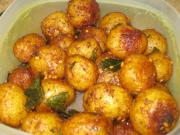 Crunchy Baby Potato Fry