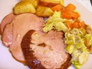 Braised Gammon