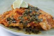 Pacific Dover Sole with Lemon Caper Butter