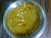 Sorrel Leaves Soya Nuggets Curry
