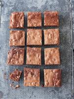 Chile Pecan Brownies