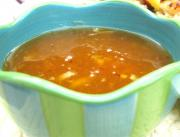 Sweet Sour Apricot Sauce