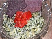Creamy, Hot Spinach Artichoke Dip (Appetizer Time)