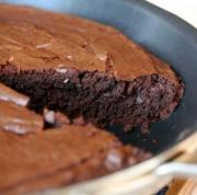 EZ Bake Skillet Brownies