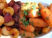 Carrot Onion Saute