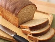Whole Wheat Cornmeal Bread
