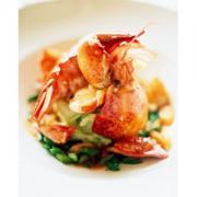Butter Rum Lobster