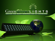 Led Grow light GreenGiver Light