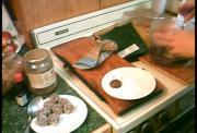 Choco Mint Truffles