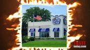 White Castle Goes White Tablecloth