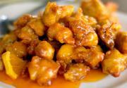 Chicken In Currant Orange Sauce