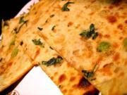 Potato Parathas