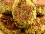 Pan Fried Falafels
