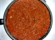 Sherried Meat Sauce