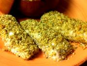 Halibut With Hazelnut Crust