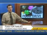 Food For Families Drive In Cadillac