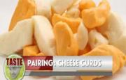Wisconsin Cheese Curds Paired With Wine