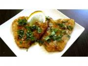 Fillets of Sole with Tarragon-Chive Butter