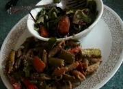 Asparagus Penne Pasta For Dinner
