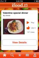 "IFOOD.TV releases new, free iPhone App: ""Recipe TV & Food Diary - ifood.tv"""