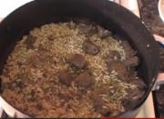 Puerto Rican Style Rice and Beef