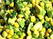 Avocado and Corn Salad